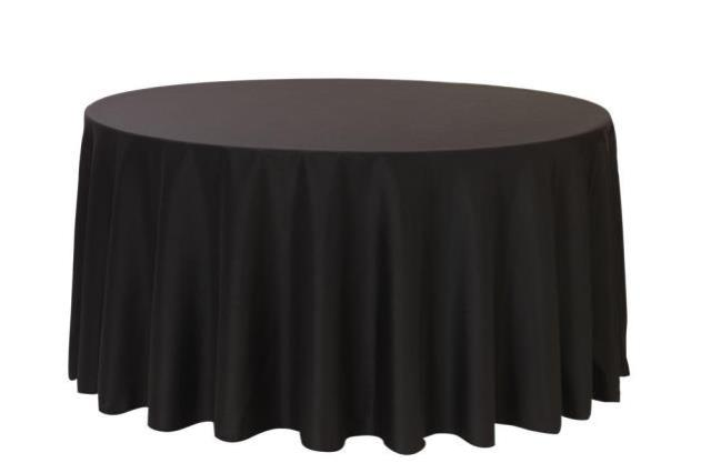 Where to find TABLECLOTH, 120  ROUND COLORED in Monroe