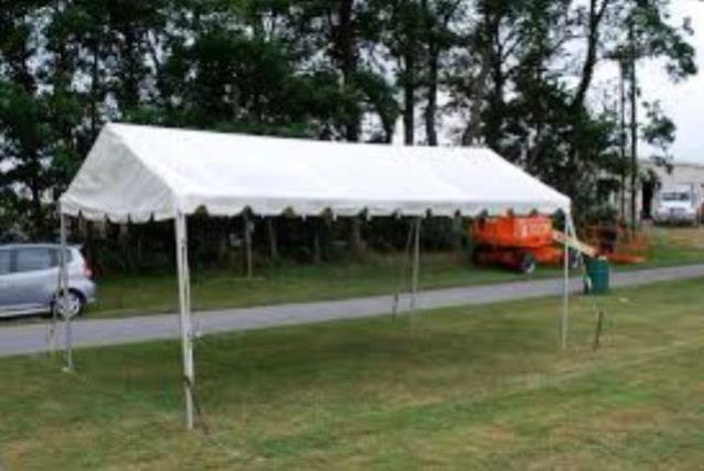 Where to find TENT, 10  X 40 in Monroe