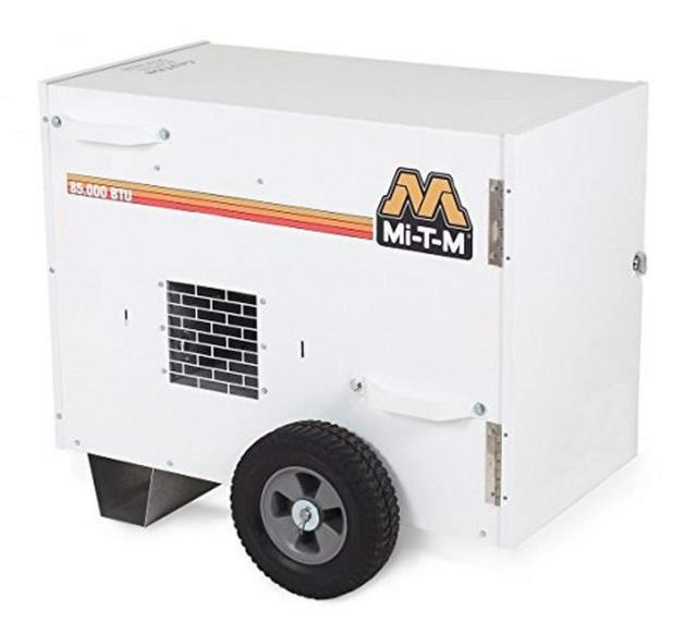 Where to find HEATER, TENT PROPANE 75K in Monroe
