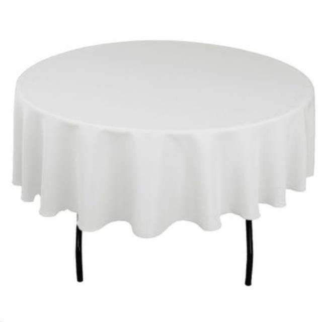 Where to find TABLECLOTH, 90  RD WHITE UMBRELLA in Monroe